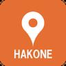 箱根観光地図アプリ