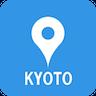 京都観光地図アプリ